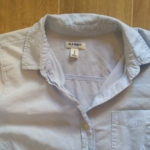 Old Navy Tops - ON button down shirt (3 for $20)